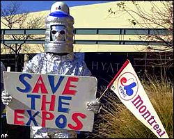 Save the Expos