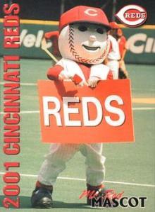 2001 Kahn's Mr. Red