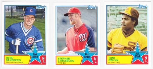 2013 Archives 83 All Star inserts 4
