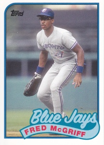 2013 Archives finish set McGriff