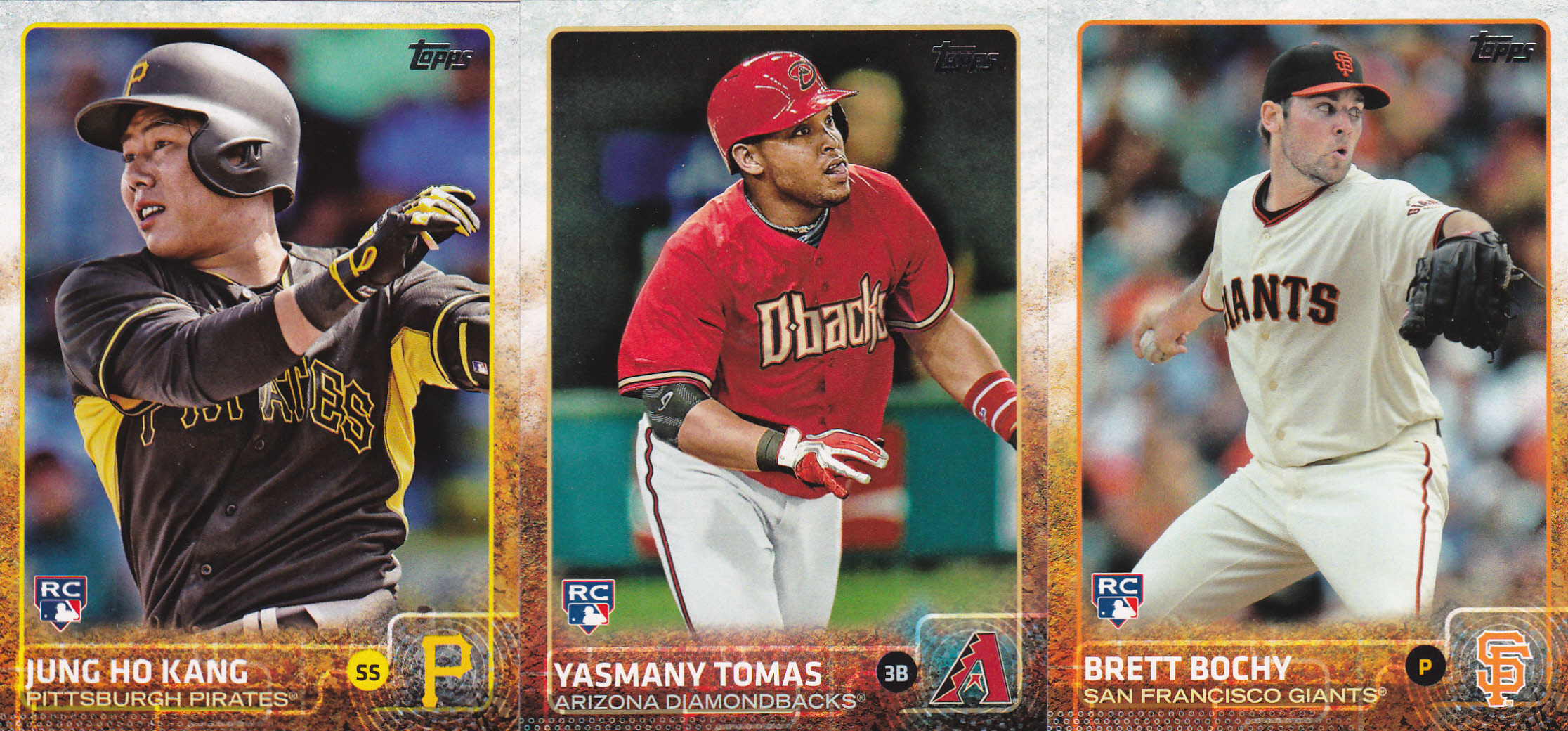2015 Topps Series 2 Hta Jumbo Box Base Cards Lifetime