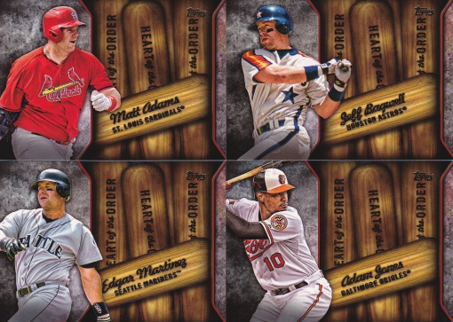 2015 Topps s2 Heart of the Order_0001