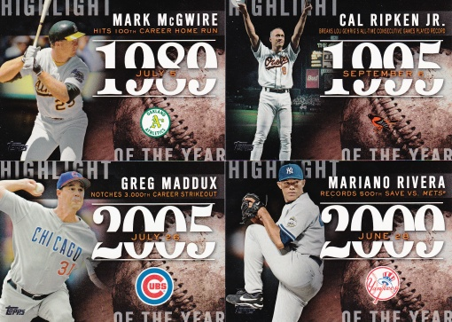 2015 Topps s2 Highlight of the Year_0001