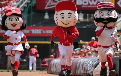 Mr. Red Mr. Redlegs Rosie Red race