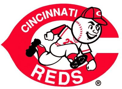 Reds Logo Mr. Red 1972-1992