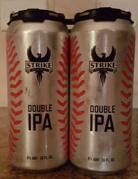 Strike Double IPA