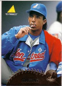 1995 Pinnacle Pedro Martinez