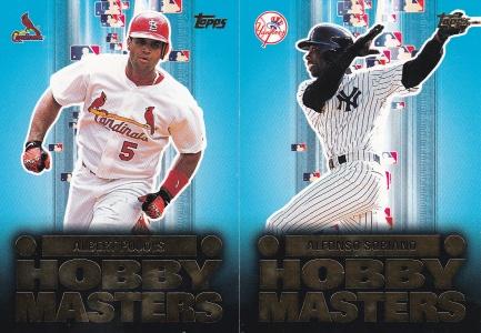 2003 Topps s1 box Hobby Masters
