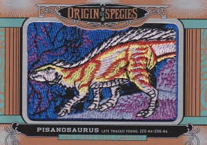2015 Goodwin Box 3 Origin of Species Pisanosaurus