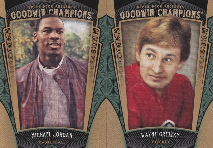 2015 Goodwin Michael Jordan Wayne Gretzky