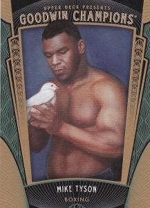 2015 Goodwin Mike Tyson