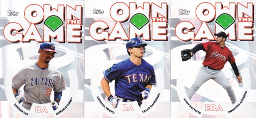 NSCC 2015 dime purchases 2006 Own the Game