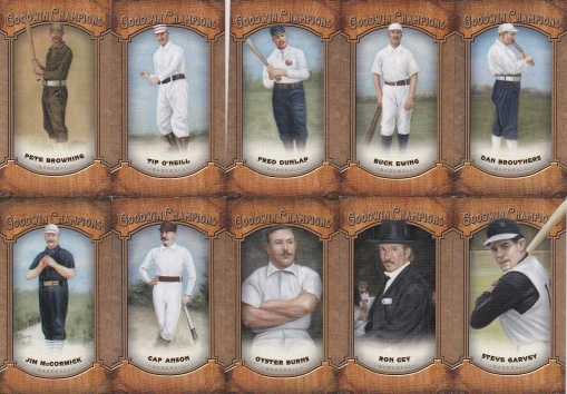 NSCC 2015 dime purchases 2014 Goodwin minis