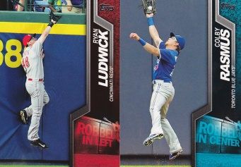 NSCC 2015 dime purchases 2015 Topps inserts