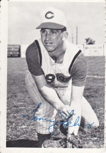 Trade Addiction as Therapy - 1969 Deckle Tommy Helms