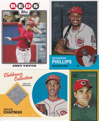 Trade Addiction as Therapy - Reds cards