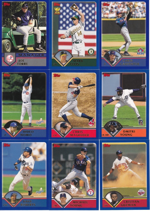 2003 Topps Best photos