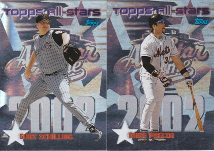 2003 Topps s2 HTA box All-Stars