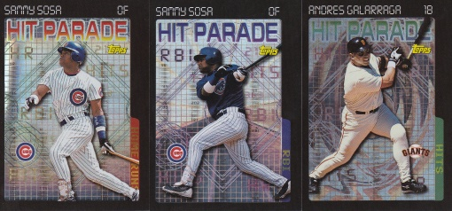 2003 Topps s2 HTA box Hit Parade