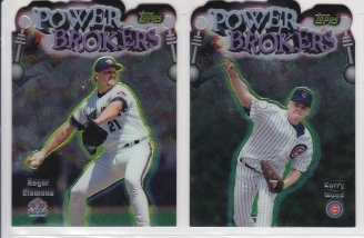 1999 Topps Power Brokers complete_0002