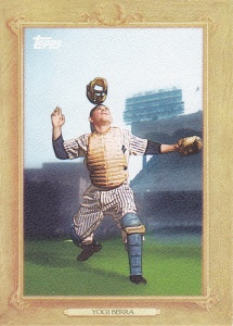 2010 Topps Turkey Red complete Best Card Yogi