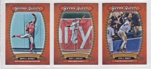 2013 Gypsy Queen Glove Stories complete