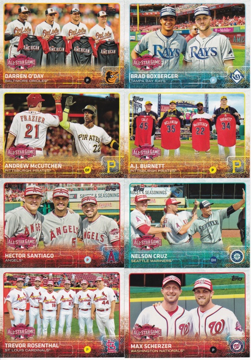 2015 Topps Update Cameos