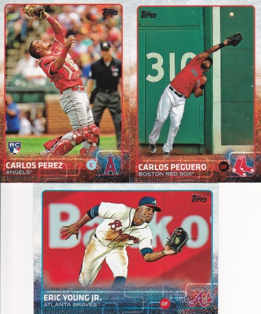 2015 Topps Update great photos