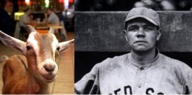 Bambino Billy Goat