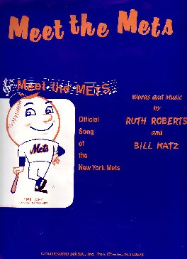 Meet the Mets sheet
