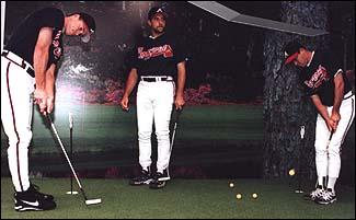 Smoltz golf