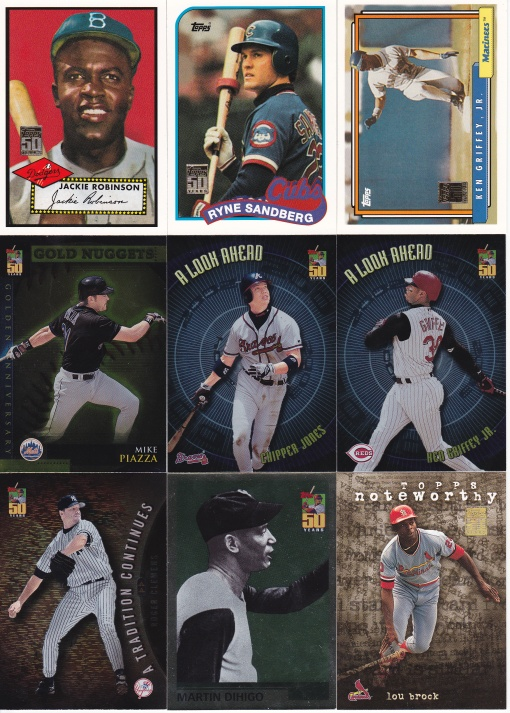 Trade Addiction Therapy 01 Topps inserts