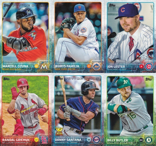 Trade Addiction Therapy 2015 Topps s2