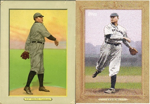 Turkey Red compare Cy Young