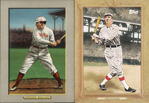 Turkey Red compare Tris Speaker