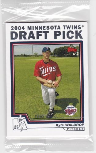 2004 Topps Draft Pick Bonus