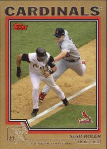 2004 Topps Gold Rolen