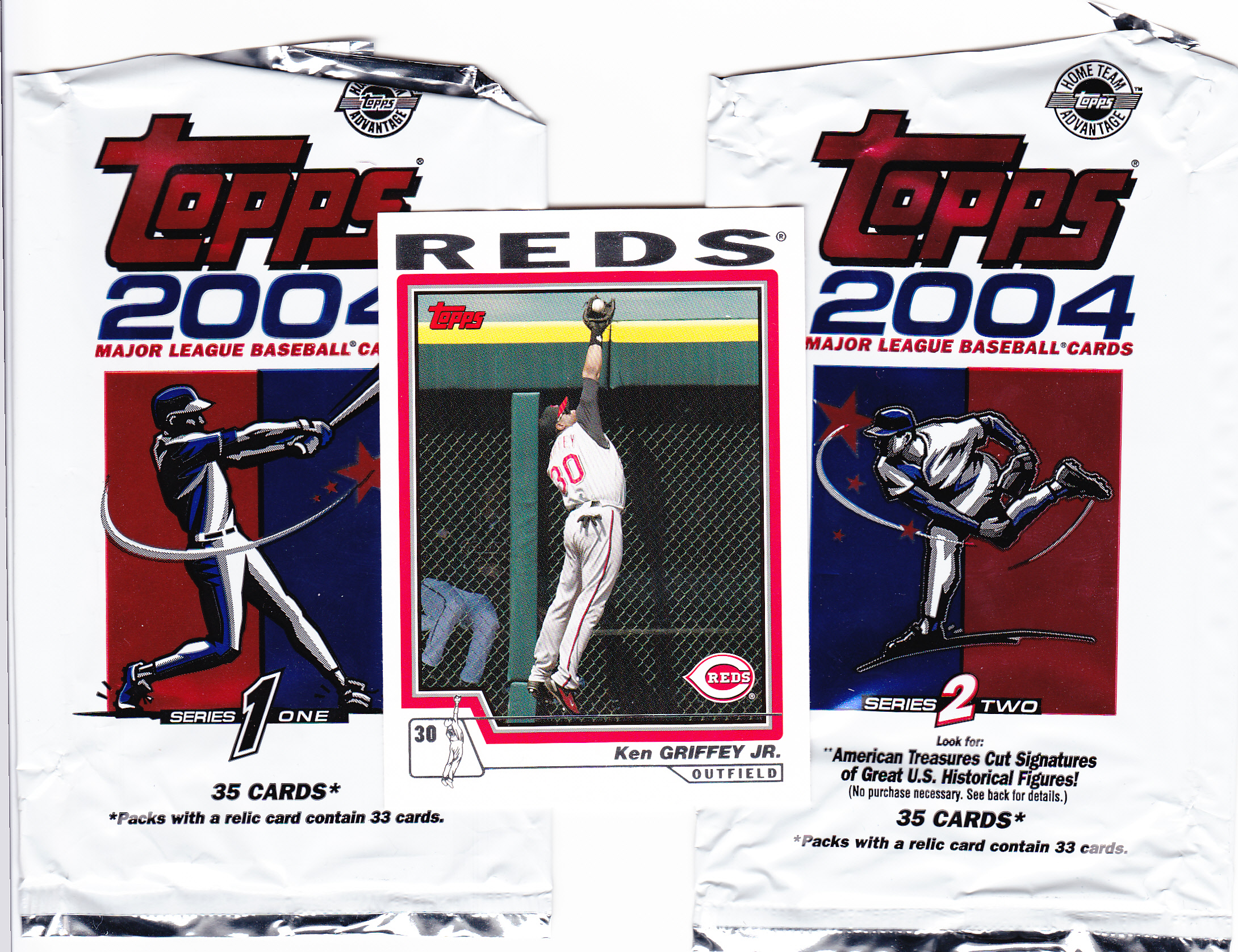 2004 Topps Overview Lifetime Topps Project