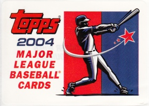 2004 Topps stickers