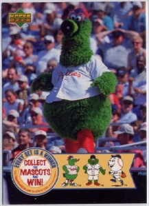 2006 Upper Deck Mascots Phanatic