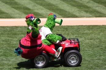 Phillie Phoebe Phanatic
