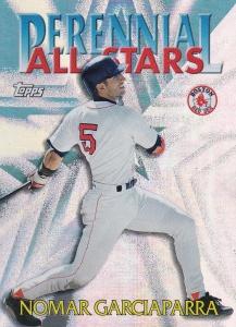 1997 Topps Perennial All-Stars Nomar final card
