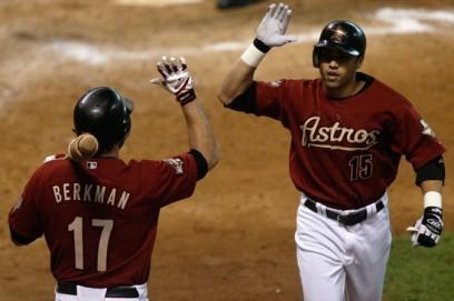 2004 NLCS Beltran 5th homer Berkman