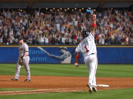2004 NLDS Furcal Walk Off