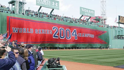 2004 Red Sox World Series