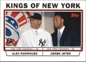 2004 Topps Kings of NY
