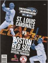 2004 World Series program