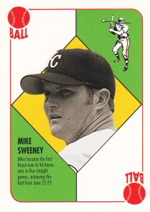 Trade Night Owl Dec 2015 2003 Topps 51s Sweeney