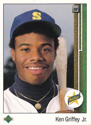 1989 Upper Deck Ken Griffey Jr