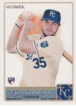 2011 Ginter Glossy Exclusives Hosmer